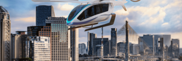 Brazilian Private Jet Operator Signs LOI for 100 Eve eVTOL Aircraft